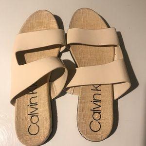 Calvin Klein women sandals size 39